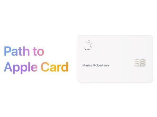 Apple launches 'Path to Apple Card' program to approve more customers