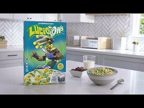 Blizzcon 2018: Blizzard Announces Overwatch Cereal - And Yes, It's A Real Thing