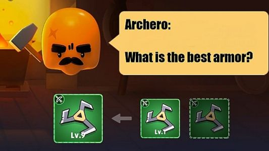 Archero Guide: What is the Best Armor For Your Archer?