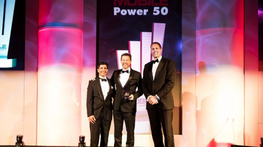 Mobile Power 50 - Make your nomination now
