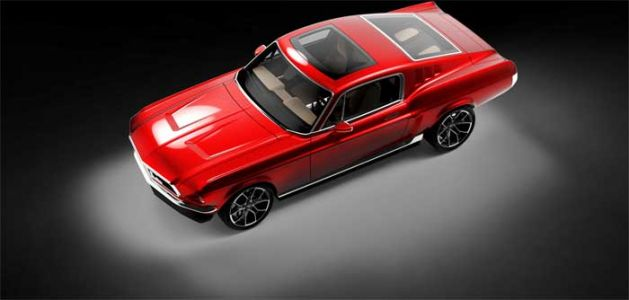 Aviar R67 is the Second Coming of the '67 Mustang