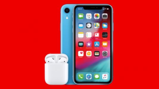 Virgin Mobile wants to give you free Apple AirPods with your new iPhone XR deal
