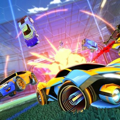 Rocket League is fun, hectic, and only $10 right now