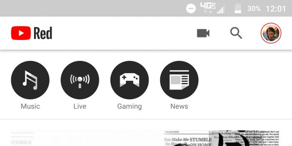 YouTube 12.41.53 hints at full screen pinch gesture, location search, more