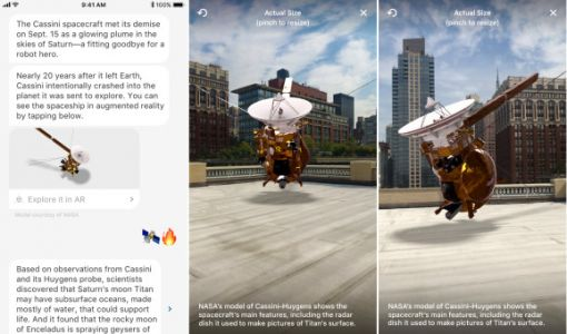 Quartz adds augmented reality models to its news reports