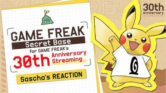 Game Freak live stream will reveal new info about Pokémon Sword and Shield