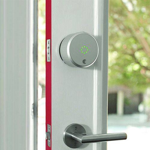 Lock your door from your phone with the $124 August 2nd-gen smart lock