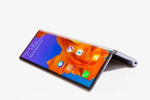 Huawei Mate X Could Be Launched With A Smaller Battery