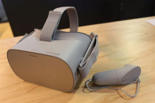 Oculus Go world premiere: Acceptable compromises, amazing quality for $199