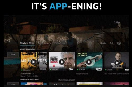 Next generation of DirecTV Now is finally here!