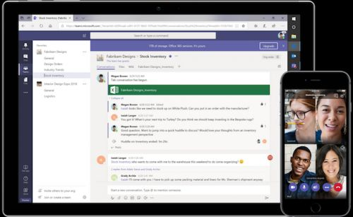 Microsoft Teams Free Version Launched