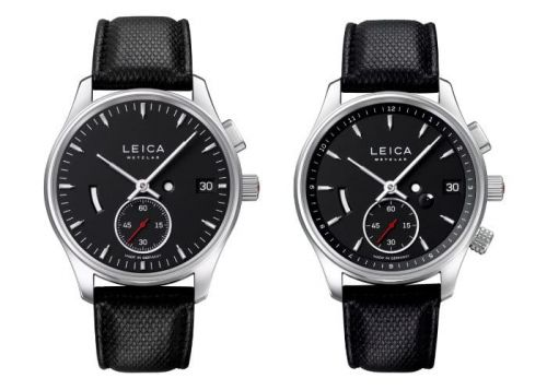 Leica Watch L1 And L2 Unveiled From $11,650