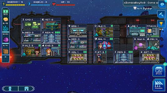 5 Pixel Starships Tips for Getting Ahead Early