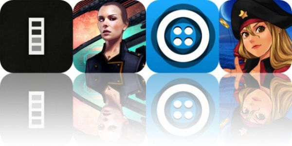 Today's Apps Gone Free: 4tomatic, Out There Chronicles, Smash the Code and More