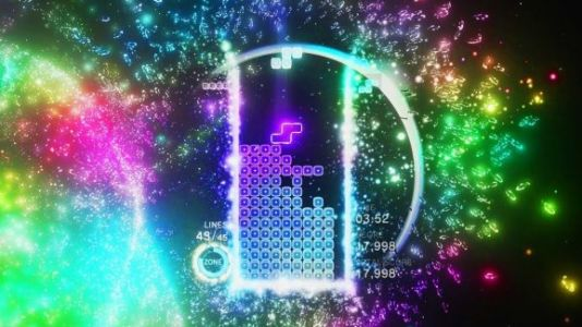 Tetris Effect PC has issues, and I don't care because 144Hz ultrawide