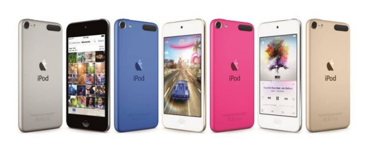 Apple Could Be Working On 7th Gen iPod Touch