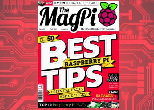 50 Raspberry Pi tips and tricks featured in MagPi issue 80