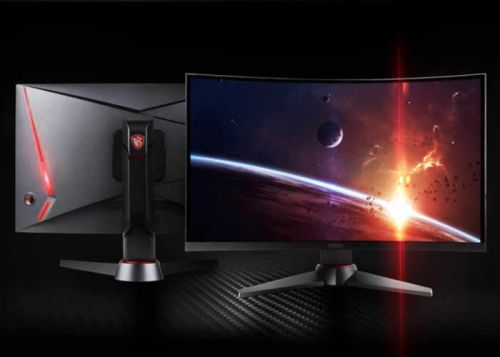 MSI Optix MAG24C Curved Gaming Monitor Introduced