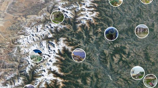 Google Earth Now Shows Crowdsourced Photos