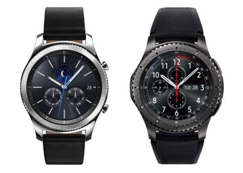 Tizen 4.0 lands on the Samsung Gear Sport and Gear S3 in Europe