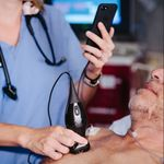 Surgeon discovers his own cancer after using an ultrasound connected to an iPhone