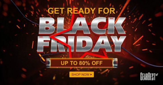 GearBest Reveals Its Black Friday Sale Plans, Up To 80% Off