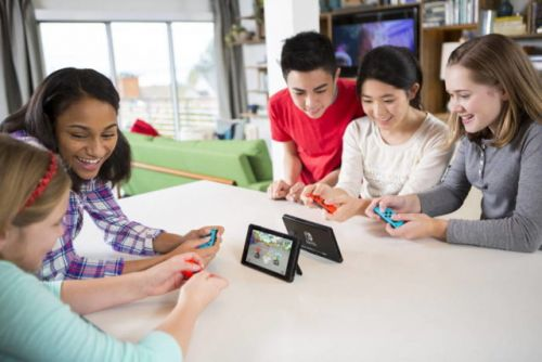 Nintendo Reportedly Planning To Ramp Up Switch Product In 2018