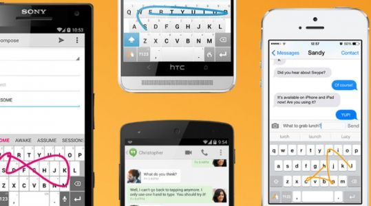 Swype Keyboard: It lived, everyone copied it, and now it's dead