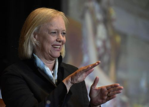 HPE CEO Meg Whitman to step down in 2018