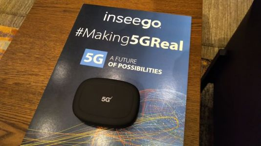 5G Mobile Hotspots: Netgear for AT&T and inseego for Verizon