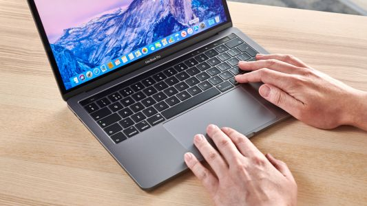 New MacBook Pro 13-inch spotted with 10th-generation Ice Lake