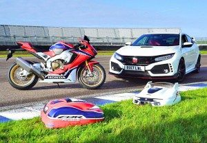 Honda Miimo mower gets Type R and Fireblade sports models