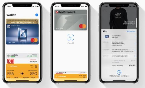 Apple Pay Launches in Germany