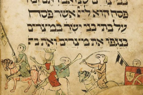 Illuminating the Book of Esther