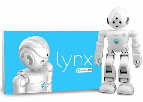 Lynx Amazon Alexa Robot With Facial Recognition