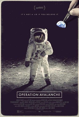 Operation Avalanche, the only good conspiracy-fake the Moon landing, get promoted
