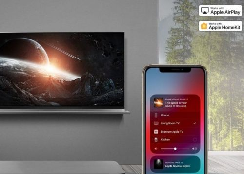 LG 2019 TVs firmware update enables HomeKit and Apple AirPlay 2