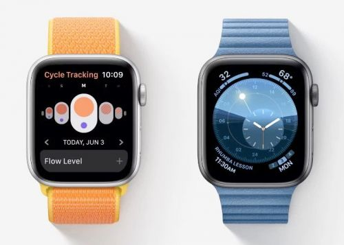 Apple's new watchOS 6 shown off on video