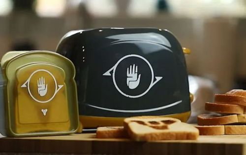 Bungie sells official Destiny toasters