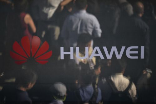 Huawei says that it's on pace to overtake Apple in smartphone sales by 2019