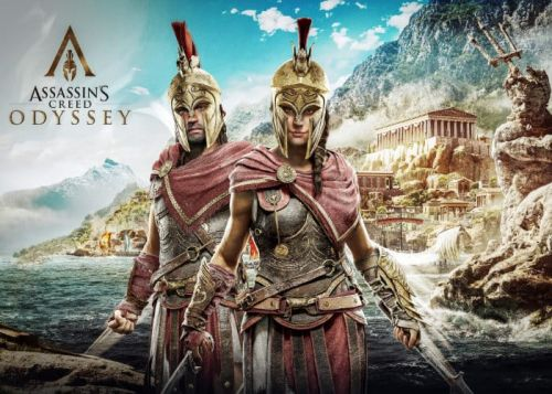 Assassin's Creed Odyssey Gameplay first 2.5 hrs
