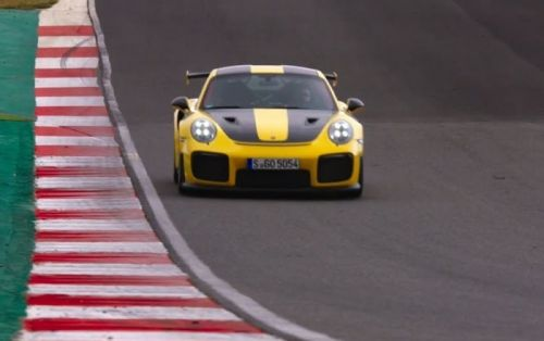 New Porsche 911 GT2 RS Takes To The Track Again