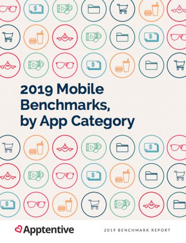 2019 Mobile Benchmarks, by App Category