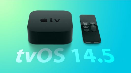 Apple Seeds RC Version of tvOS 14.5 to Developers