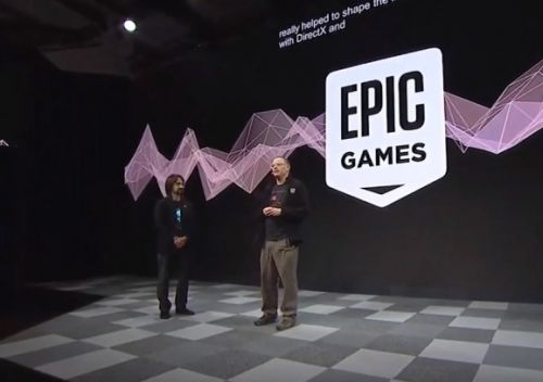 Tim Sweeney's 2 minutes on stage at HoloLens 2 event says a lot about AR openness