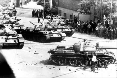 The Day Prague Spring Was Crushed