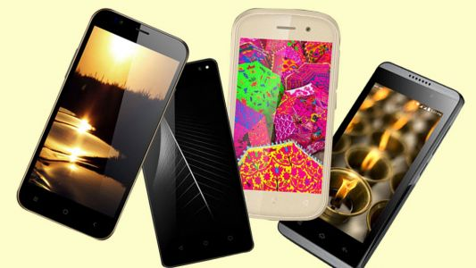 Cheapest 4G phones in India