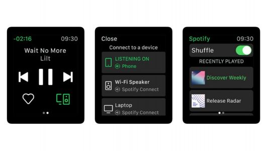 Latest Spotify update includes support for Apple Watch Series 4 and iPhone XR/XS Max screen sizes