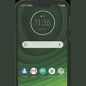 Leaked render reveals the Moto G7 Supra for Cricket