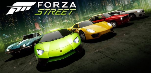 Announcing 'Forza Street' - available today for Windows 10